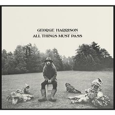 There's so much to say about George Harrison; he achieved so much in his post-Beatle life and was mastermind behind The Concert For Bangladesh. Roy Orbison, Tom Petty, Abbey Road, Ringo Starr, Eric Clapton, Bob Dylan, Paul Mccartney, John Lennon, George Harrison Albums