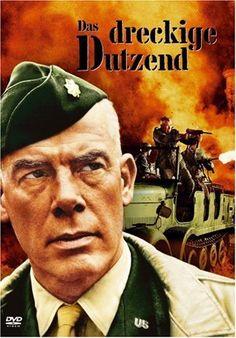 Das dreckige Dutzend * IMDb Rating: 7,8 (35.415) * 1967 UK,USA * Darsteller: Lee Marvin, Ernest Borgnine, Charles Bronson,