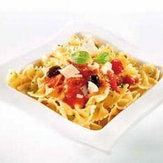 Panzani Plus aux tomates et à la mozzarela