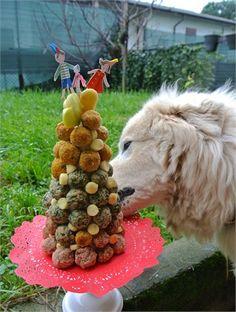 KIKI PELOSI- RICETTE DI NATALE E CAPODANNO  Un albero di Natale appetitoso (per il vostro cane) - VanityFair.it