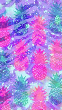 Crystal Background, Sketchbook Ideas, Yummy Yummy, Iphone Wallpapers, Glitters, Pineapple, Boss, Backgrounds, Iphone Cases