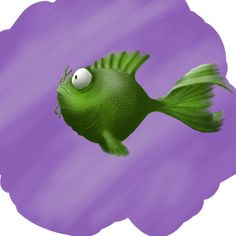 poisson / fish dessin