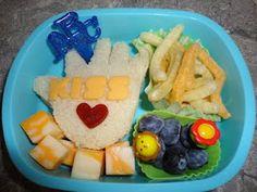 Back To School Day2 Bento Lunch.Grade1. #Bento #backtoschool www.facebook.com/BentoSchoolLunches