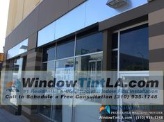 Blackout window film is a privacy window film that offers both commercial and residential properties myriad benefits. From superlative privacy enhancement to total light blocking to a drastic reduction in solar heat, blackout window tint is an affordable, reliable way to alter and improve a property.