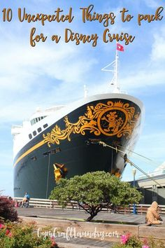 Disney Cruise Tips and Tricks. Take a look at these Disney Hacks your ultimate vacation on the water. Grab a FREE Travel Disney Cruise Planner too! Absolutely love Disney cruise line ! Packing List For Cruise, Cruise Tips, Cruise Travel, Cruise Vacation, Disney Vacations, Disney Travel, Vacation Ideas, Italy Vacation, Family Vacations