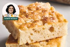 Healthy Bread Recipes, Best Bread Recipe, Chef Recipes, Healthy Breads, Yummy Treats, Yummy Food, Focaccia Recipe, Baking Stone, Kitchens