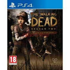 Gra PS4 The Walking Dead: Season Two