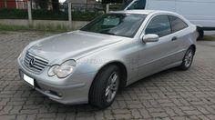 Mercedes C trieda Sportcoupé 180 Kompressor Evolution