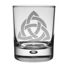 Celtic Knot Whisky Tumbler . . Sold by TartanPlusTweed.com A family owned kilt and gift shop in the Scottish Borders