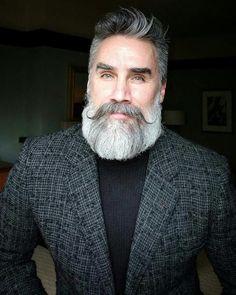 Ricki Hall Beard - 100 Beards - 100 Bearded Men On Instagram To Follow For Beardspiration
