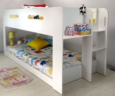 Mini Me Compact Bunk Bed the low bunk thats just right for