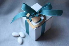Bomboniere are always given as gifts at Greek weddings, read about the correct Bomboniere Etiquette on http://greekweddingtraditions.com/