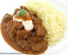 Exclusively Food: Rogan Josh Recipe