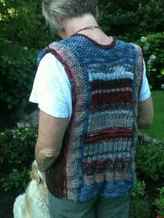 Jane Thornley Vest-a-long 2011