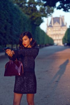 Louis Vuitton – The Spy Who Loved Me « Gary Pepper