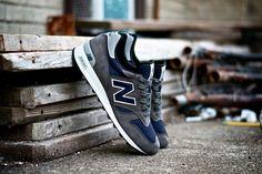 New Balance 1300 Made in USA - Navy / Grey | KicksOnFire
