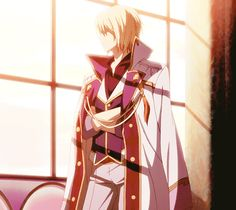 Akagami no Shirayuki-hime - Snow White with the Red Hair - Prince Izana <3