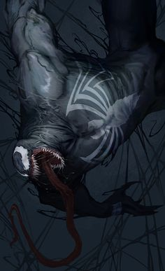 Carnage  Venom byMatthew DeMino