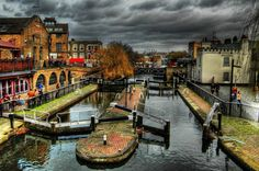 Camden... Miss this place so much!