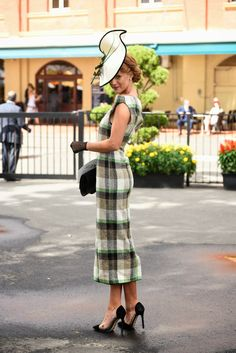 Racing Fashion: Fashions on the Field, Championships Day at Rosehill