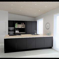 Kitchen Reno, Kitchen Dining, Küchen Design, Hobbit, Kitchen Interior, Athens, Home And Living, Home Kitchens, Sweet Home