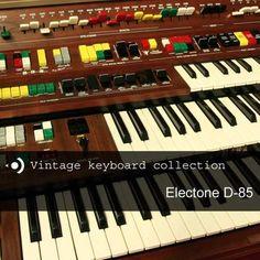 Vintage Keyboard Collection Electone D-85 MULTiFORMAT, wav sf2 rex2 presets-patches precisionsound-audio-samples kontakt halion exs24 samples-audio, WAV, Vintage Keyboard, Vintage, REX2, MULTiFORMAT, Kontakt, Keyboard, HaLion, EXS24, Electone D-85, Electone, D-85, Collection