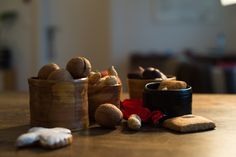 Christmas treats in cups Christmas Treats, Cups, Ceramics, Handmade, Creative, Ceramica, Mugs, Pottery, Hand Made