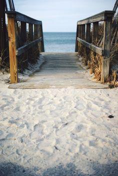 Okej så The Hamptons, vi måste fara ut till det Hamptons! Kolla på detta..ser ut som typ någo tropiskt ställe.