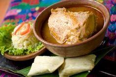 "Kak'ik de pavo o ""chunte"". #Guatemala #Gastronomía #Food #Travel"
