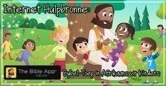 Internet Hulpbronne: Bybel-Toep in Afrikaans vir Kinders