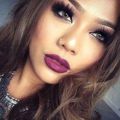 Make up hair love it so beautiful Makeup Tips, Beauty Makeup, Eye Makeup, Hair Makeup, Hair Beauty, Beauty Skin, Acne Skin, Kiss Makeup, Perfect Makeup