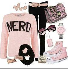 Luhhh this pink color scheme #conversecityy