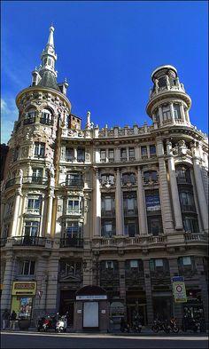 MADRID / Plaza de Canalejas