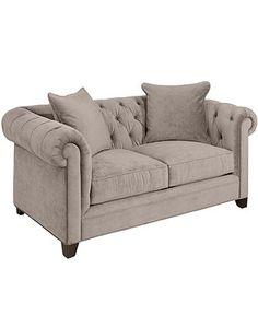 Martha Stewart Collection Loveseat, Saybridge - Furniture - for the home - Macy's #MarthaMacys