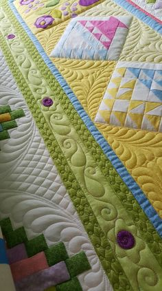 Quilting Stitch Patterns, Patchwork Quilt Patterns, Machine Quilting Patterns, Quilt Stitching, Quilting Ideas, Quilting Stencils, Longarm Quilting, Free Motion Quilting, Traditional Quilts
