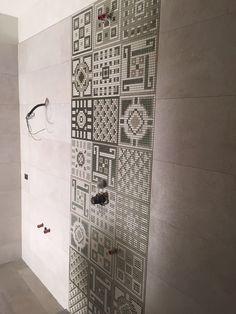 Mosaico Appiani e Porcelanosa