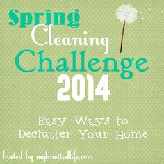 Great Spring Cleaning Series: Easy de-cluttering tips