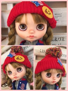 ** HinaBoo ** Culver City Dean Custom Blythe  Buy her here:   #blythe #blythedolls #kawaii #cute #rinkya #japan #collectibles #neoblythe #customblythe