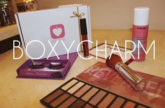 Hi lovelies! Today come unbox with me some beauty goodness with BoxyCharm! BoxyCharm is a monthly subscription service that costs $21 a month and you get 4-5 Full Size products delivered to your do...