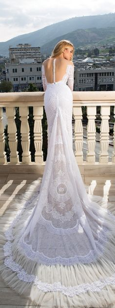Shabi Israel Haute Couture 2015 Wedding Dresses