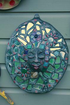 garden goddess sculptures by AllAlexandraHiggins on Etsy, $100.00