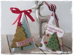 stampin up weihnachten   Stampin Up_Christmas_xmas_2015_Tortenstueck_Tannenbaum_Cutie Pie ...