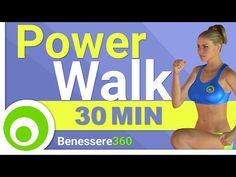 Cammina In Casa E Dimagrisci. Allenamento Completo Di 20 Minuti Per Dimagrire E Tonificare - YouTube