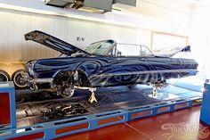 www.layitlow.com 1963 Chevy Impala, Lowrider