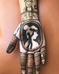 5 clever ideas to prepare the nursery. Baby Mehndi Design, Legs Mehndi Design, Indian Mehndi Designs, Modern Mehndi Designs, Mehndi Designs For Girls, Mehndi Design Photos, Mehndi Designs For Fingers, Beautiful Mehndi Design, Mehndi Designs For Hands