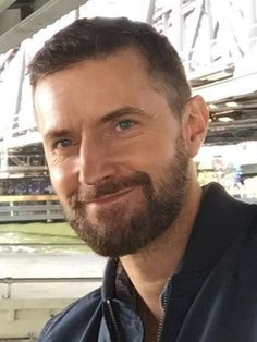 16-6-2017: Richard Armitage on the set of Berlin Station series 2