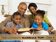 The Ultimate Marriage Vow - Day 4 - To Seek the Will of the Lord | Time-Warp Wife