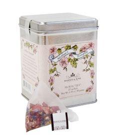 Harney's Mother's Bouquet tea Jacqueline Gillam Fairchild Her Majesty's English Tea Room Author: The Tuck You Inn Series