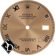 Rolex Datejust Swiss Made T