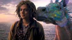 Fans of the Percy Jackson series by Rick Riordan have a love/hate relationship with the movies, but there may be an obvious solution. Kelpie Horse, Percy Jackson Fanfic, Douglas Smith, Fresh Movie, Sea Of Monsters, Film Books, Heroes Of Olympus, Magical Creatures, Fantastic Beasts